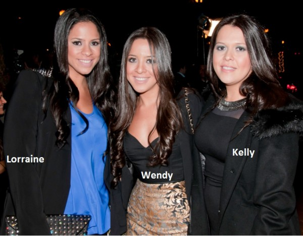 Las hijas de Rafael Orozco 2013 - 1