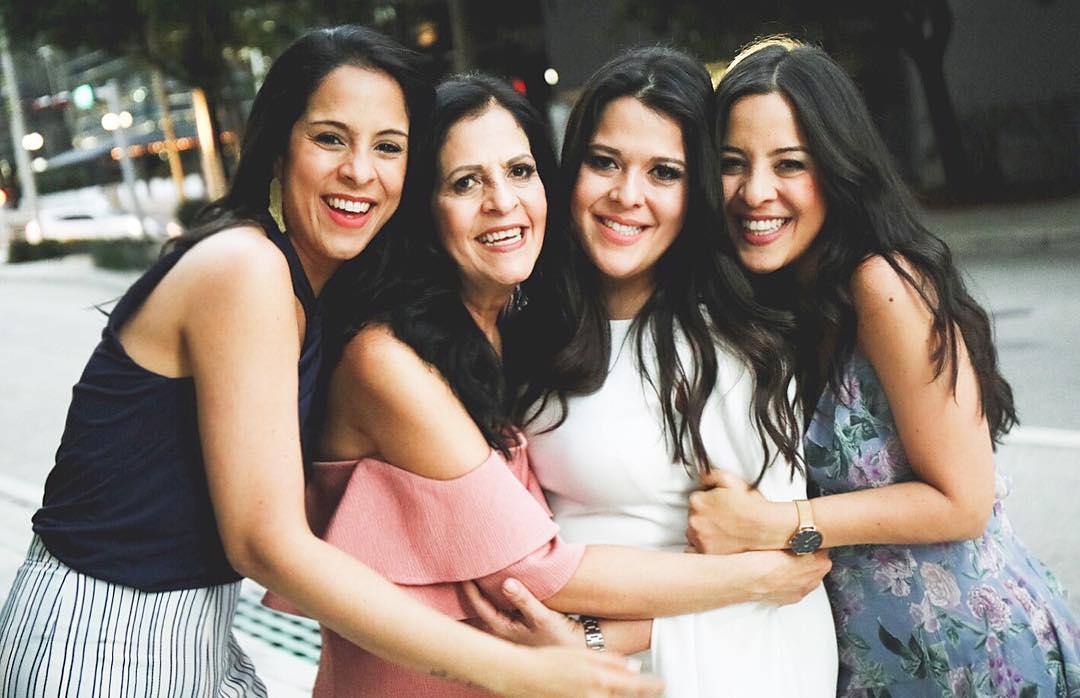 Hijas de Rafael Orozco
