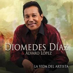 """Lista de canciones de """"La Vida Del Artista"""" de Diomedes Díaz"""
