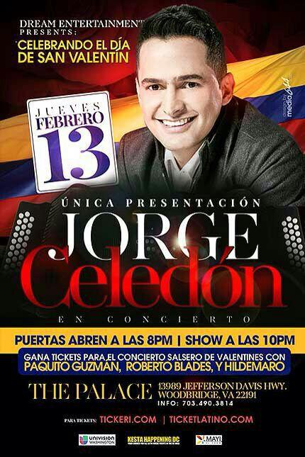 JORGE CELEDON - 13 FEBRERO