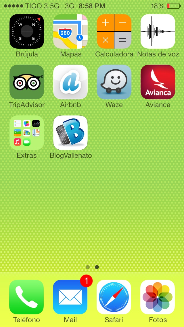 app blogvallenato iphone 3