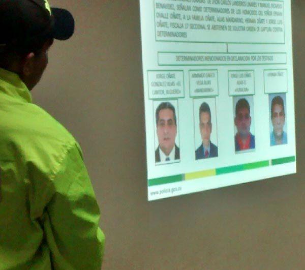 OÑATE acusado homicidio Se complica la situación de los Oñate