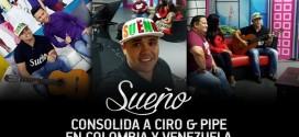 ciro y pipe se consolidan colombia y venezuela