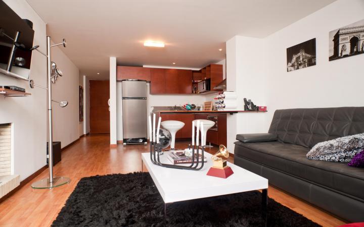 As es el apartamento de pipe pel ez vallenato noticias for Ideas para decorar apartamentos tipo estudio