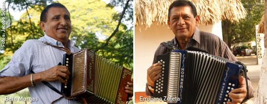 juglares contemporaneos - beto murgas y emilianito zuleta