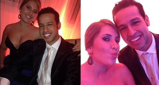 Martin Elías se casa con su 'Mona linda' en octubre