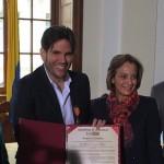 Juancho de la Espriella condecoracion congreso de la republica