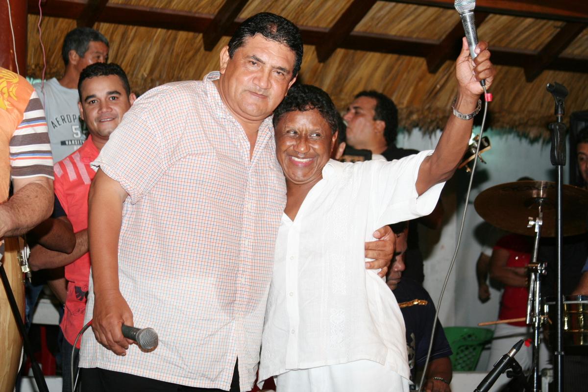 Poncho Zuleta con Silvio Brito 02