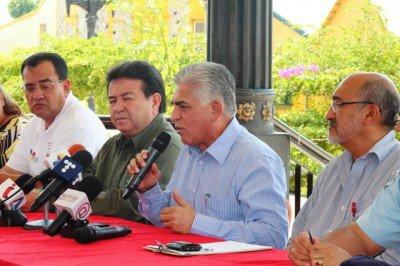 autoridades de maracaibo en venezuela 2014