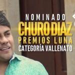churo diaz nominado en los premios luna 2014