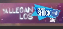 premios shock 2014 - nominados