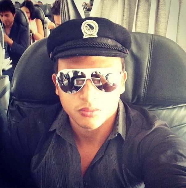 cayito dangond piloto