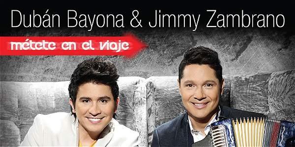 grammy latino vallenato 2014 - duban bayona - metete en el viaje