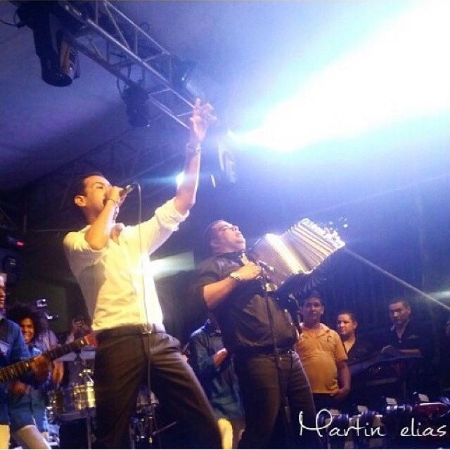 martin elias y rolando ochoa en maracaibo 2014 (1)
