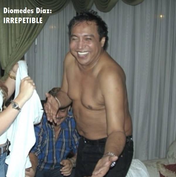 10 imagenes de diomedes diaz que nunca olvidaras - 6