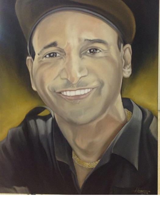 El Pintor Del Valle - Farid Ortiz