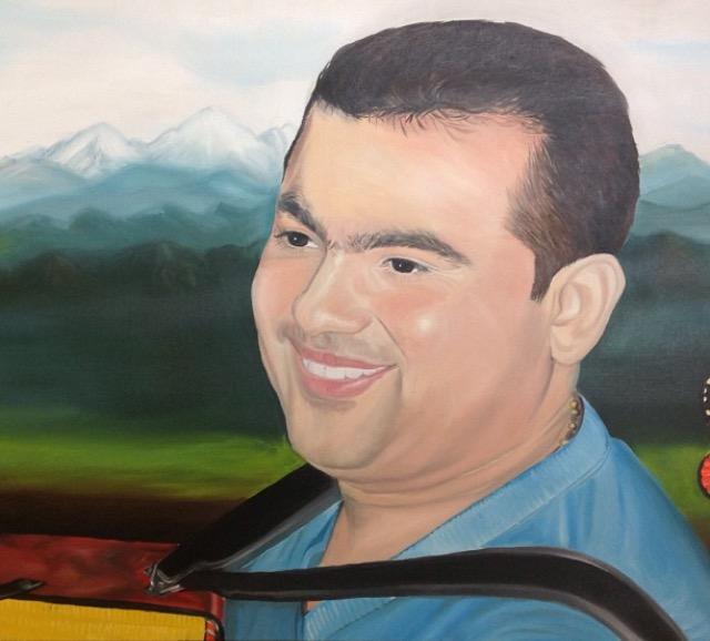 El Pintor Del Valle - Iván Zuleta