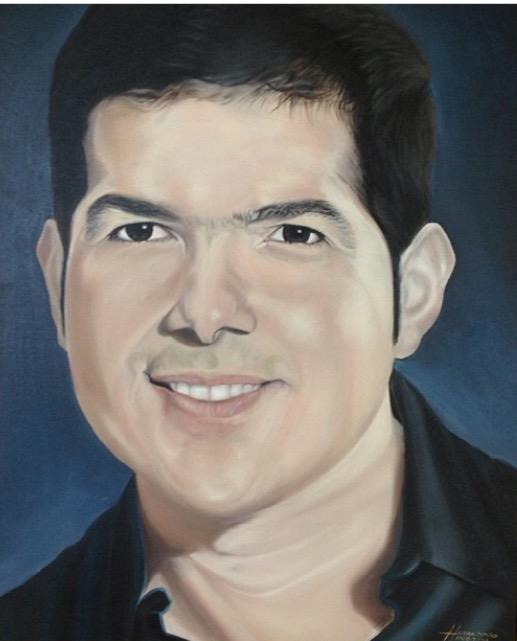 El Pintor Del Valle - Peter Manjarrés