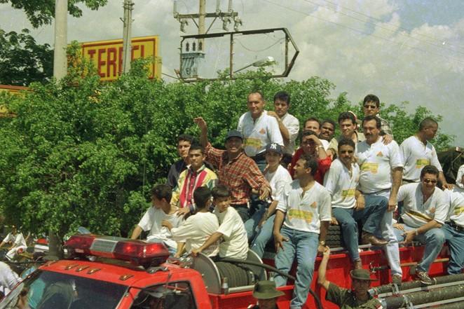 diomedes diaz - el espectador - 13 - 1997