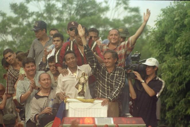 diomedes diaz - el espectador - 14 - 1998