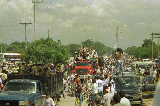 diomedes diaz - el espectador - 15 - 1997