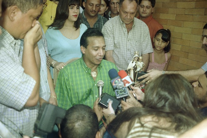 diomedes diaz - el espectador - 16 - 1999