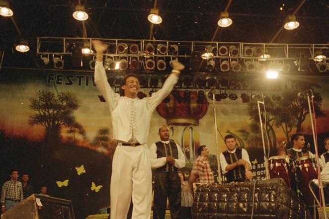 diomedes diaz - el espectador - 7 - 1987