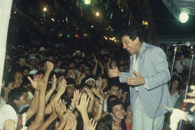 diomedes diaz - el espectador - 8 - 1987