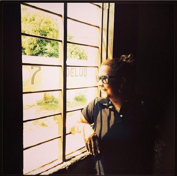 patricia acosta la dueña de la ventana marroncita