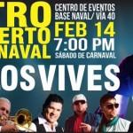 metro concierto de carnaval segunda preventa