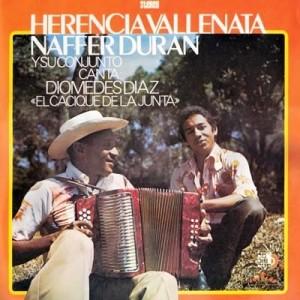 Diomedes Diaz y Nafer Duran - Herencia Vallenata