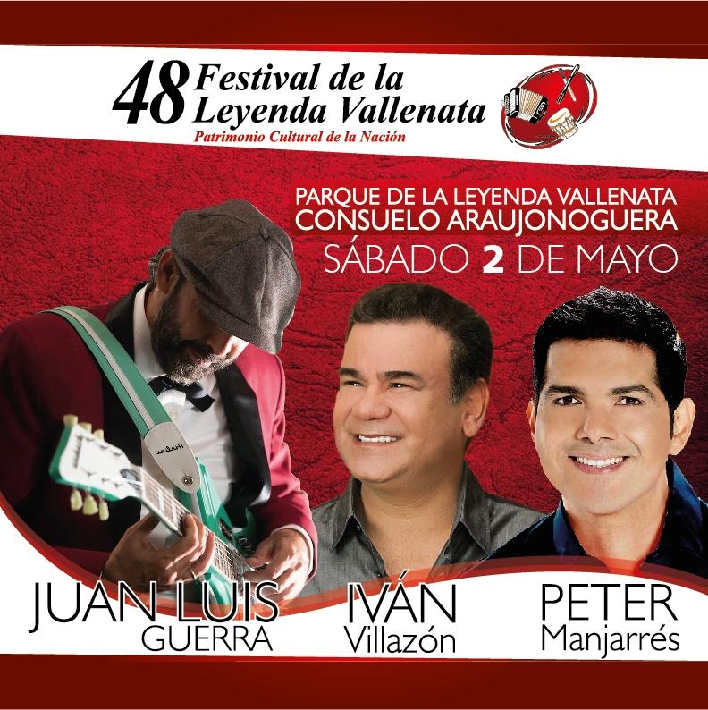 Programación musical 2 de mayo - festival vallenato 2015