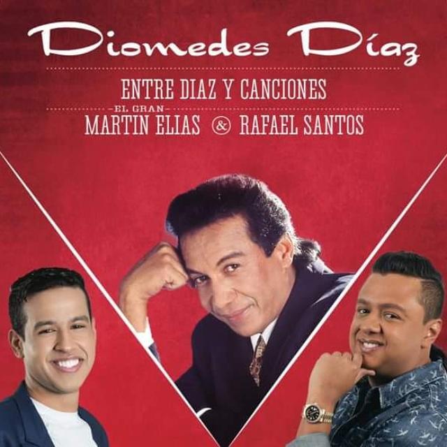 Diomedes Díaz, Rafael Santos y Martin Elías - Entre Díaz y Canciones