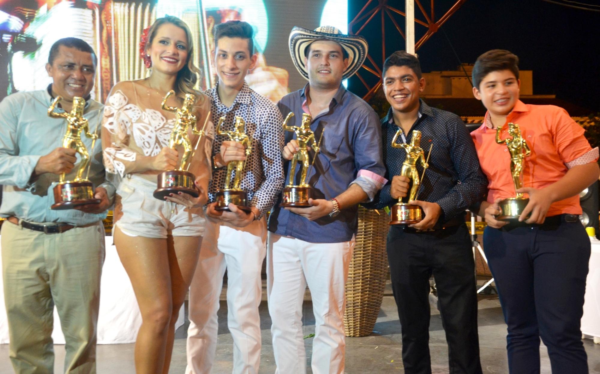 Reyes Vallenatos del 48 Festival de la Leyenda Vallenata 2015