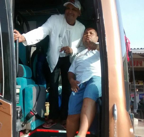 el bus de la victoria de farid ortiz