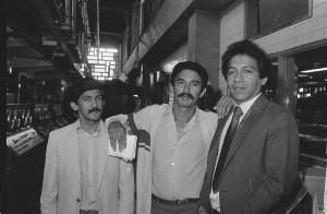 diomedes diaz en el espectador 1984