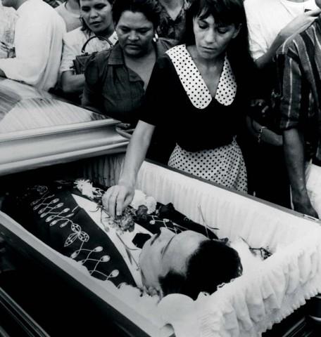 entierro de rafael orozco 2