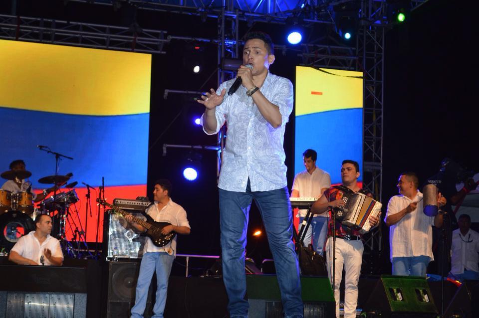 jorge celedon festival latino 1