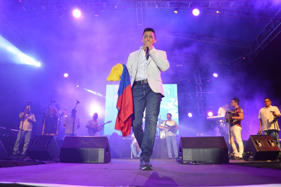 jorge celedon festival latino 2