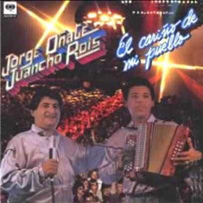 jorge oñate y juancho rois - 1985 - el cariño de mi pueblo