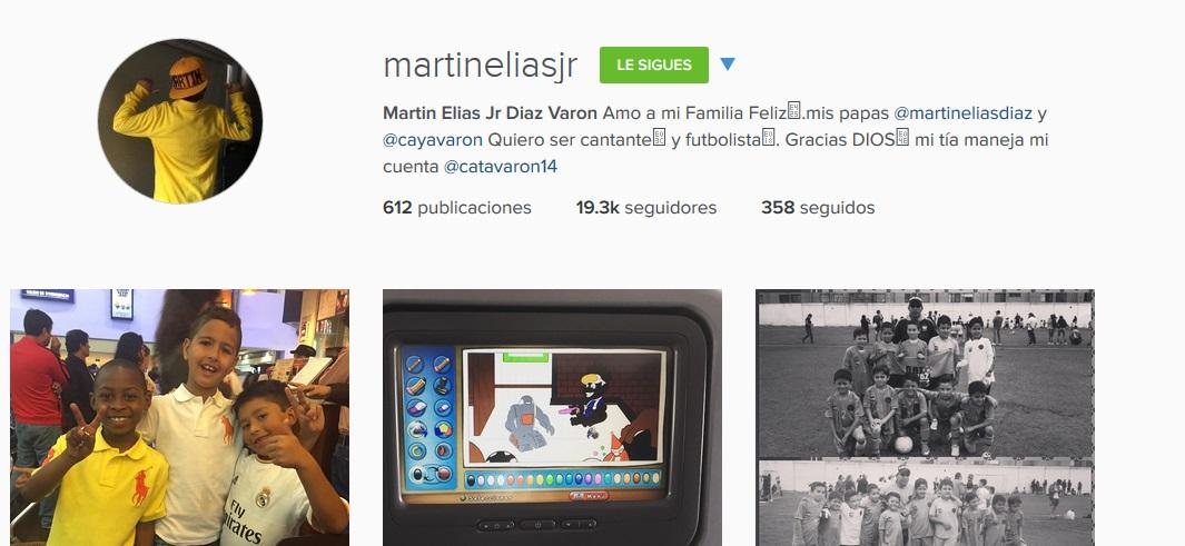 martin elias jr instagra
