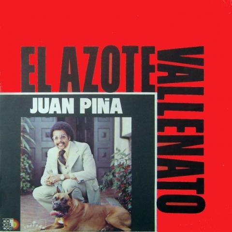 juan piña - el azote vallenato