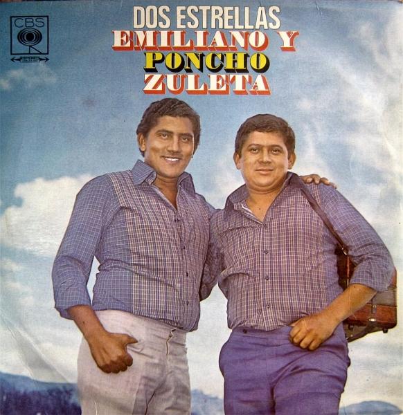 los hermanos zuleta - dos estrellas