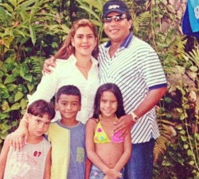Los hijos que tuvieron Diomedes Díaz y Betsy Liliana González ...