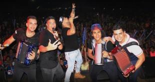 grupo kvrass no baja una línea en sus conciertos