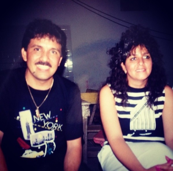 Clara Elena Calleo y Rafael Orozco - Un amor infinito (9)