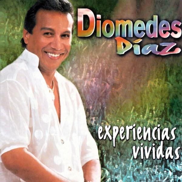 Diomedes Díaz - Experiencias Vividas - 1999 - Frontal