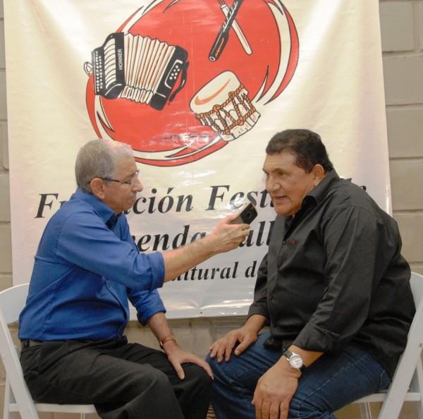 Entrevista a Poncho Zuleta