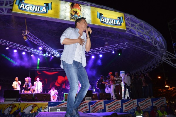 Jorge Celedón en La Jagua de Ibirico - 3