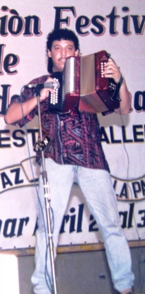 Juancho Rois (Foto Fundación FLV)
